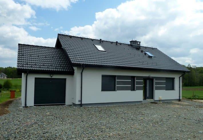 domy tanie w budowie - Abakon 2009 SE - realizacja