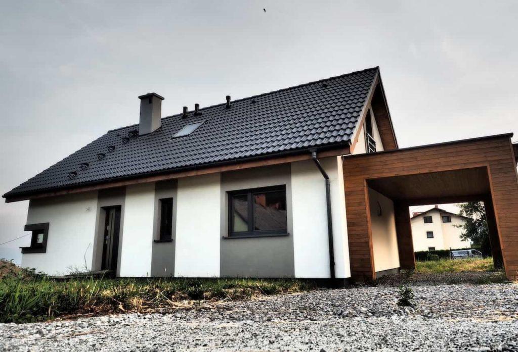 domy tanie w budowie - 2009 SE 3 gotowy