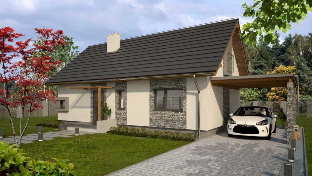 domy tanie w budowie - 2009 SE 3