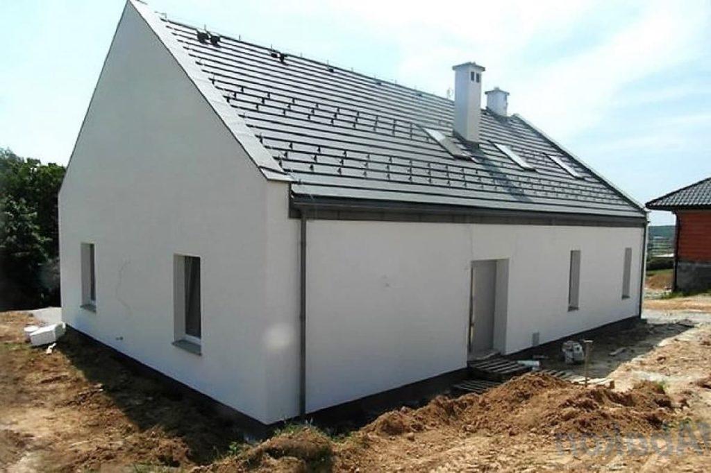 nowoczesna stodoła - gotowa