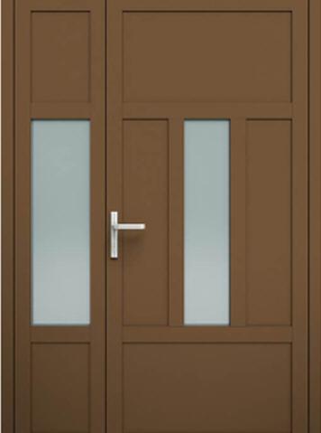drzwi podwójne Wiśniowski