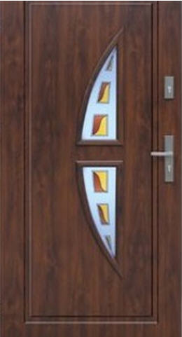 solidne niezawodne drzwi - Wiśniowski - Optimum z Termo