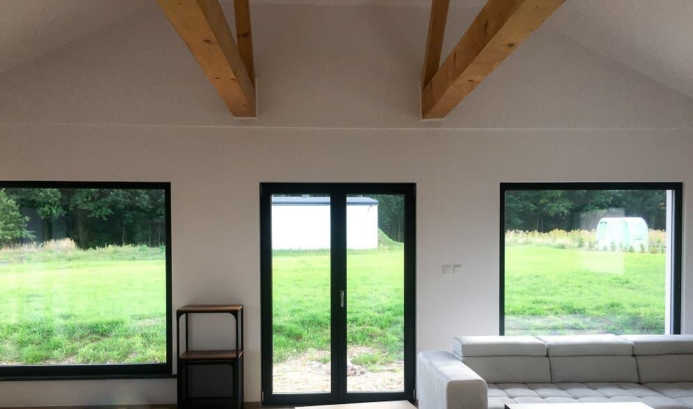 domy parterowe -modulo jasne wnętrza