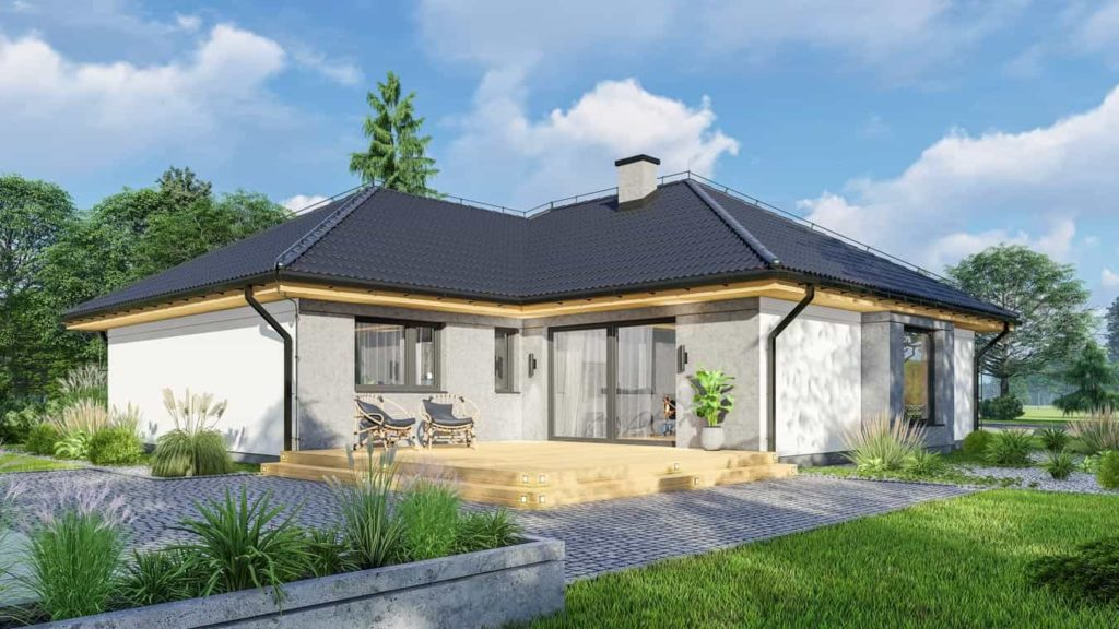 komfortowa przestrzeń domu - Padiglione 4