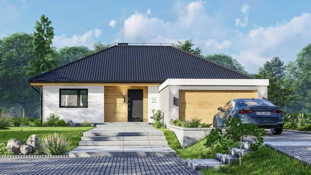 komfortowa przestrzeń domu - Abakon Padiglione 4