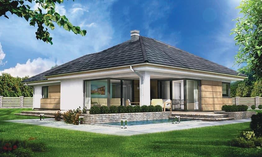 komfortowa przestrzeń domu - Padiglione 2