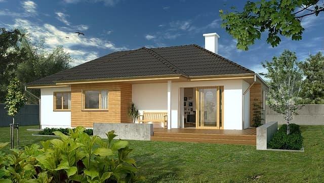 komfortowa przestrzeń domu - padiglione
