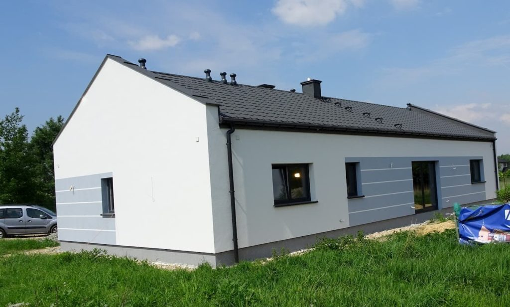 nowoczesna stodoła SZT 130