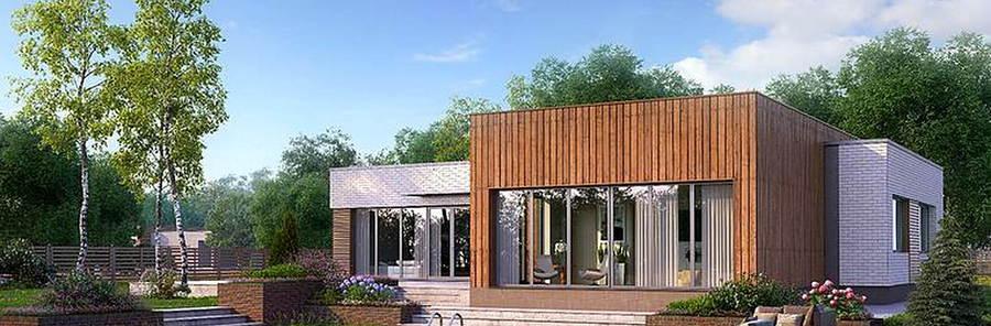 Z500 - domy nowoczesne