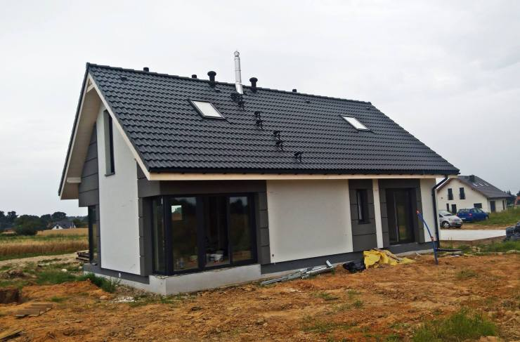 dom z keramzytu - szybka tania budowa