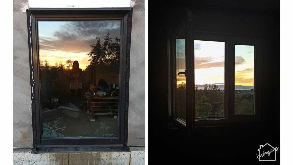 okna - stan surowy zamknięty
