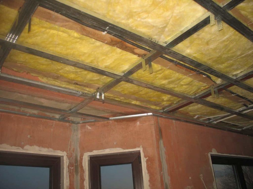 ocieplenie stropu i dachu