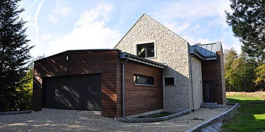 domy nowoczesne  -futuro na wsi