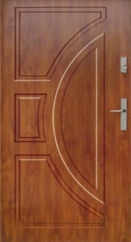 solidne niezawodne drzwi - Wikęd Normal