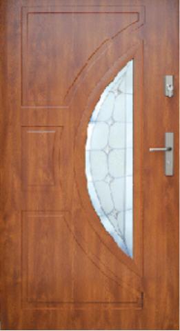 solidne niezawodne drzwi - Wikęd Prestige Lux