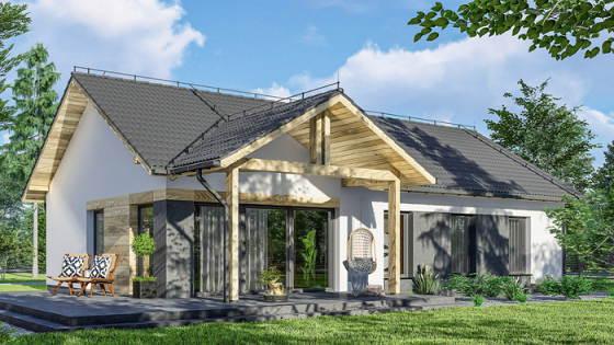 klasyczna forma domu