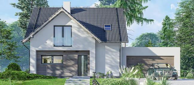 nowoczesny design domu - Abakon Diverso 2