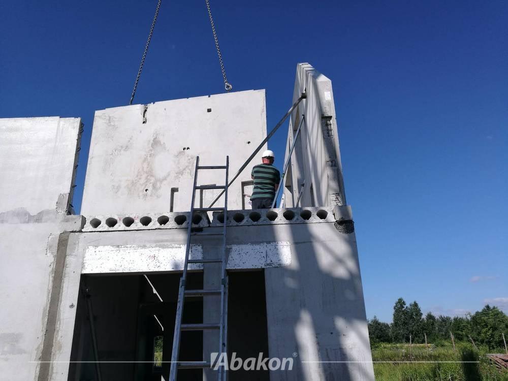 budujemy z keramzytu na Mazowszu