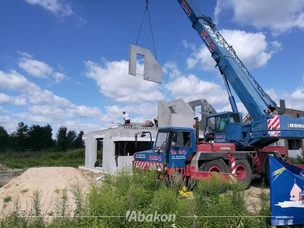 budowa z keramzytu - Warszawa