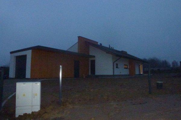 gotowy domek Abakon Piatto 2