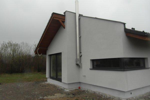 projekty małych domów - domek Abakon Piatto 2