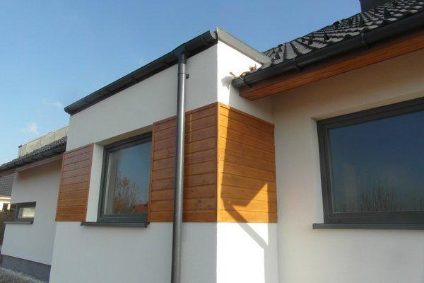 projekty małych domów - gotowy domek Abakon Piatto 2