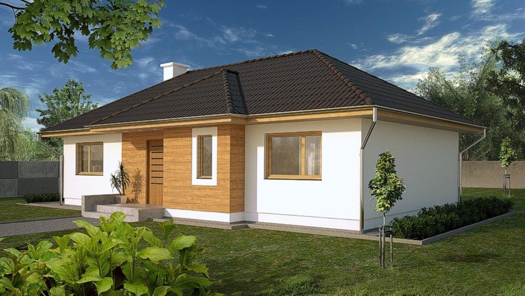 projekty domów z kosztorysem - domy wg kosztów budowy