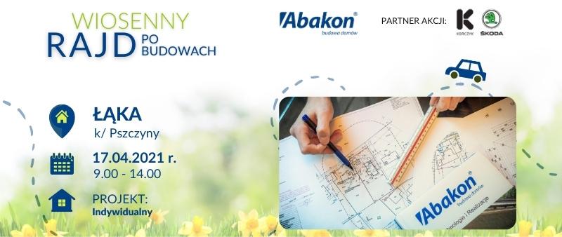 Wiosenny Rajd po budowach_Łąka