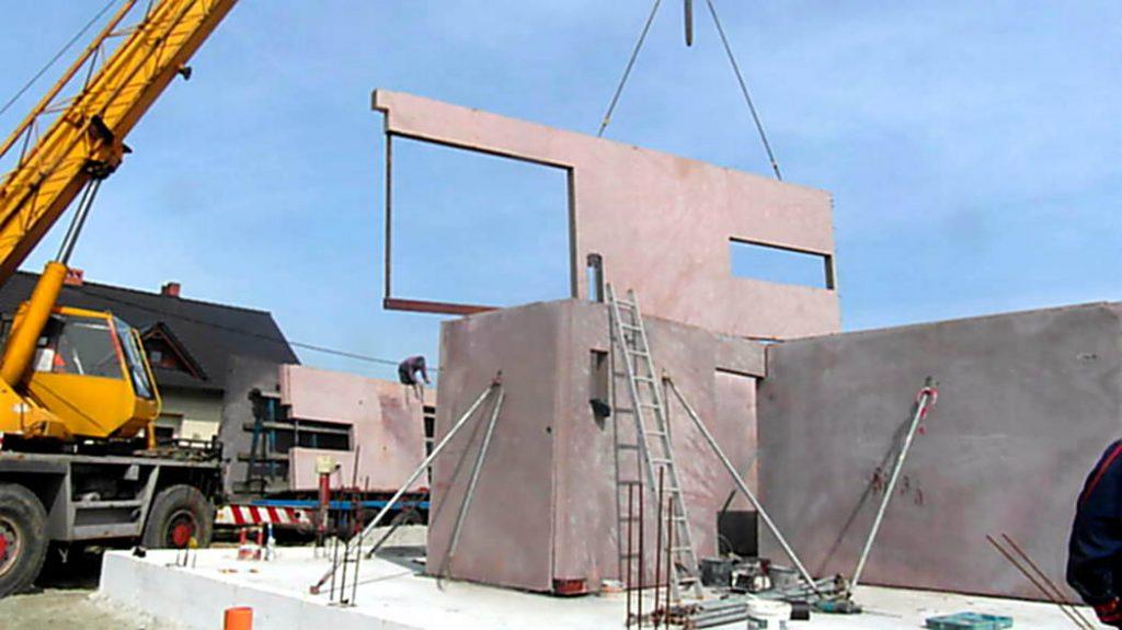 Jaką technologię budowy domu wybrać - prefabrykaty keramzytowe